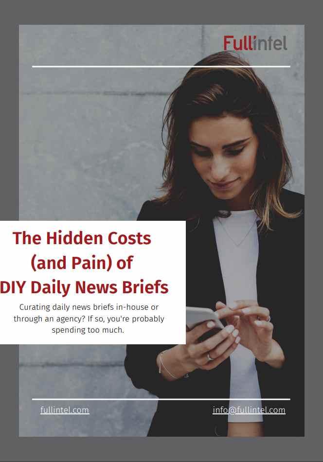 Hidden costs in media Monitoring